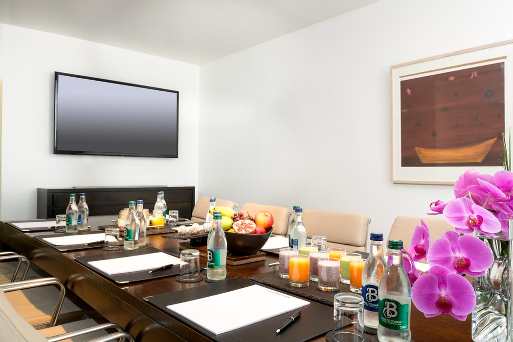 Photo of Executive Lounge Boardroom