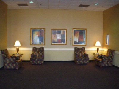 Photo of Convention Center Pre-function Area