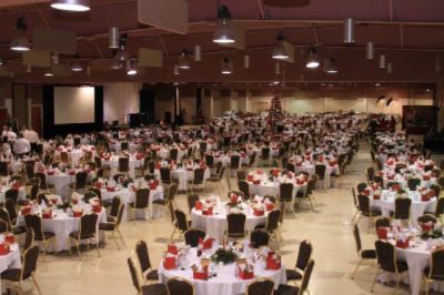 Photo of Convention Center Ballroom