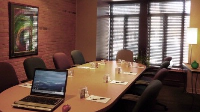 Photo of Parc's meeting room