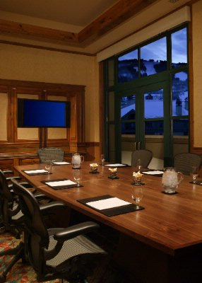 Photo of John Anderson Board Room