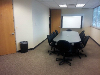 Photo of inCite Boardroom