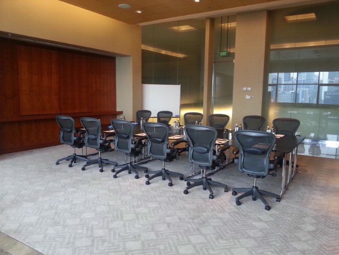 Pacific Centre (Bering/Flores/Philippines) Meeting Space Thumbnail 1