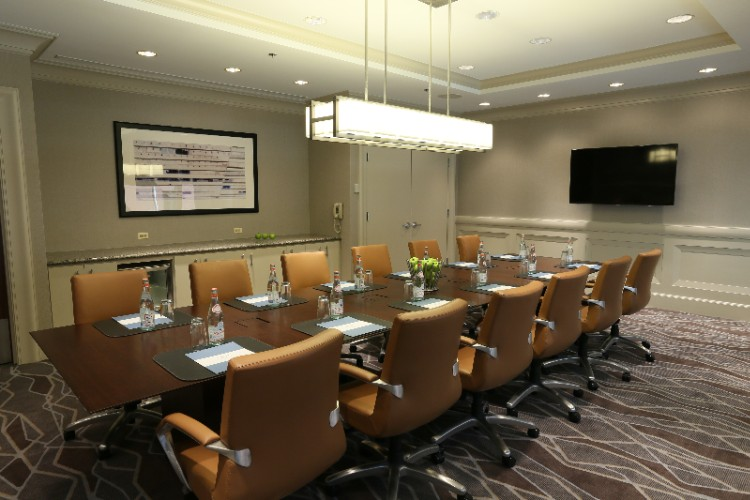 Photo of Michigan Boardroom