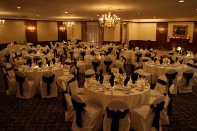 Photo of White Ballroom