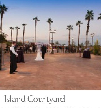 Photo of Island Courtyard