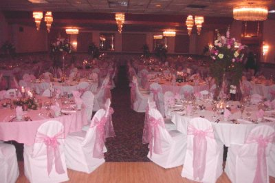 Photo of Grand Ballroom (can be divided into 3 sections)