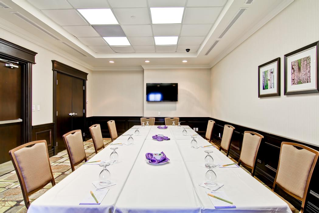 Photo of Carruthers Boardroom