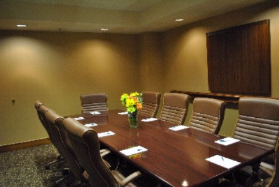 Photo of Commerce Board Room