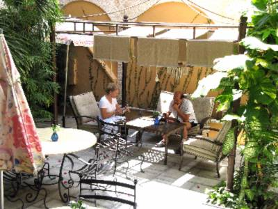 El Patio Courtyard Meeting Space Thumbnail 2