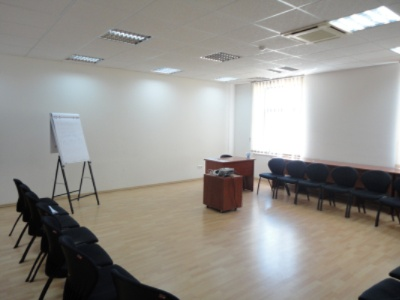 Photo of training room