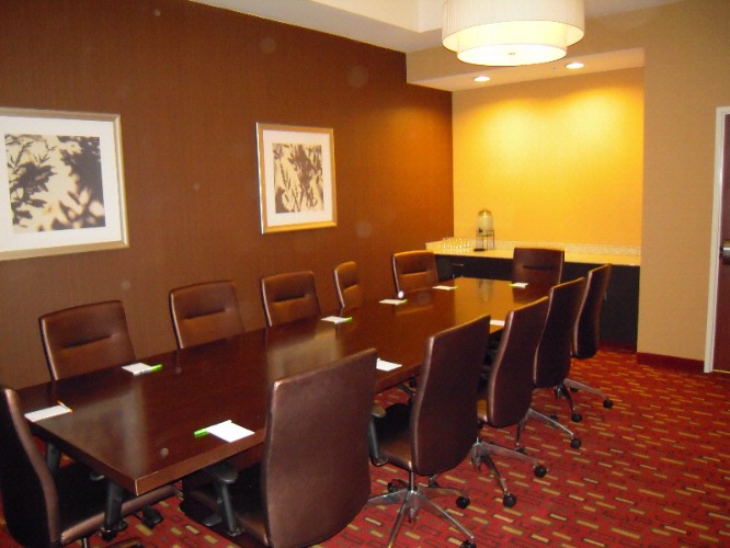 Photo of Bradley Board Room