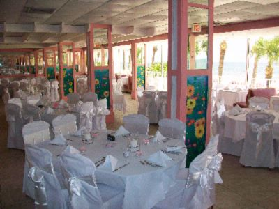 Photo of sable palm beachfront banquet room