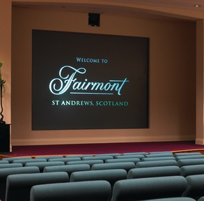 Photo of John Barbour Auditorium