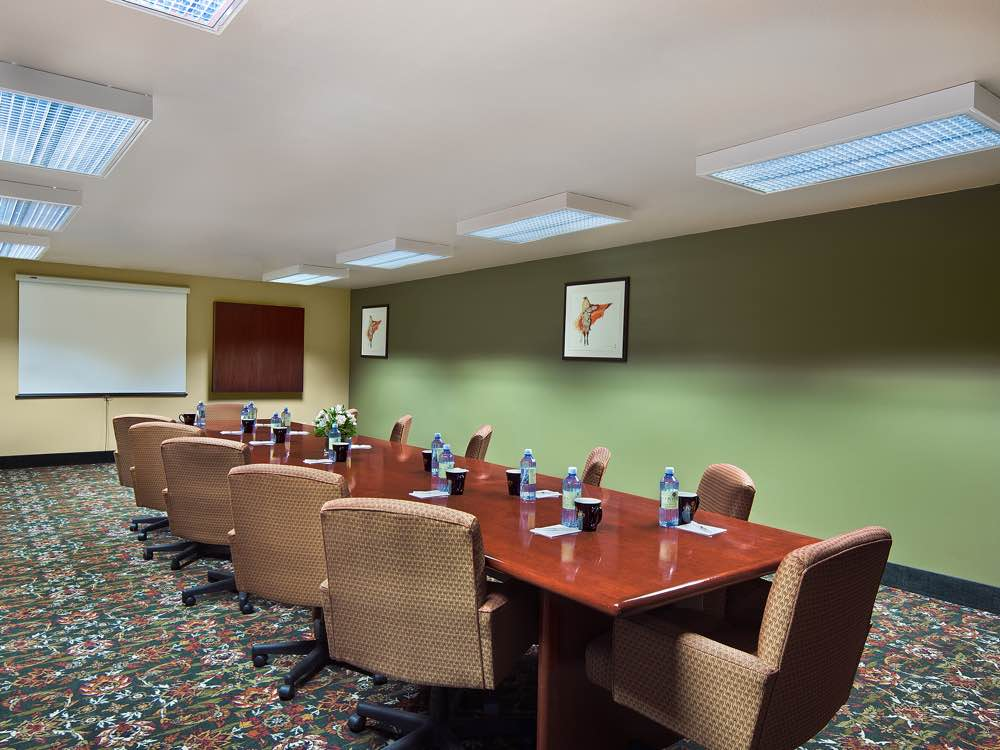 Photo of Fritz Command Boardroom