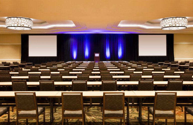 Confluence Ballroom (ABC) Meeting Space Thumbnail 2