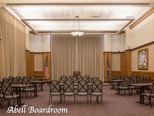Photo of Abell Board Room