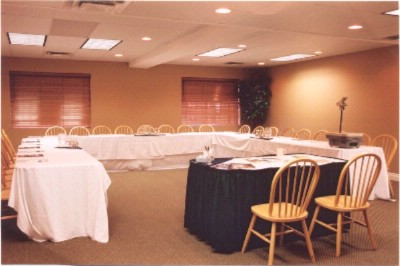 Secretariat Meeting Space Thumbnail 2