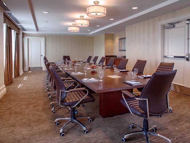 Photo of Temple Tutwiler Boardroom