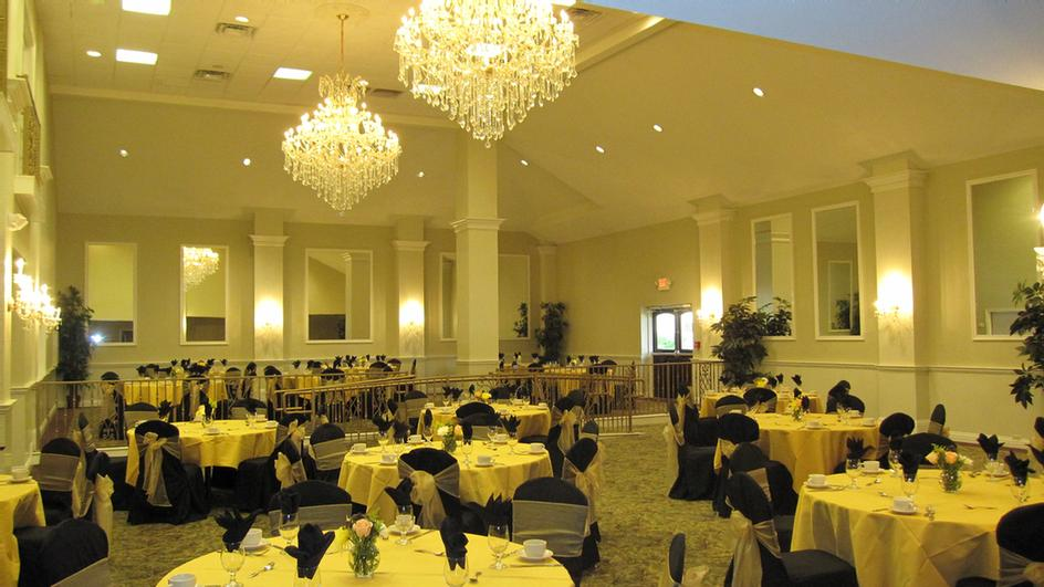 Pontchartrain Ballroom Meeting Space Thumbnail 2
