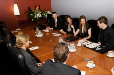 Photo of Roberts Boardroom