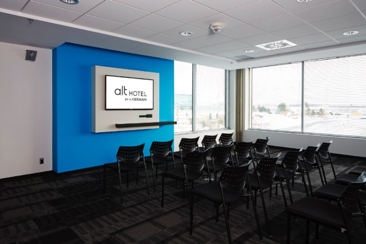 Photo of Cyan Meeting Room