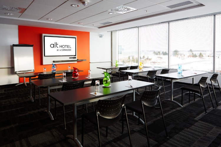 Photo of Orange Meeting Room