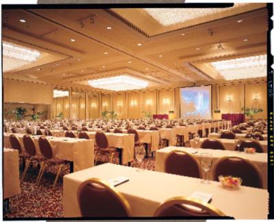 Plaza Ballroom East & West Meeting Space Thumbnail 3