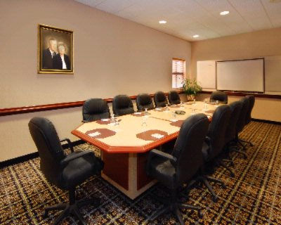 Photo of John C. Wright Boardroom