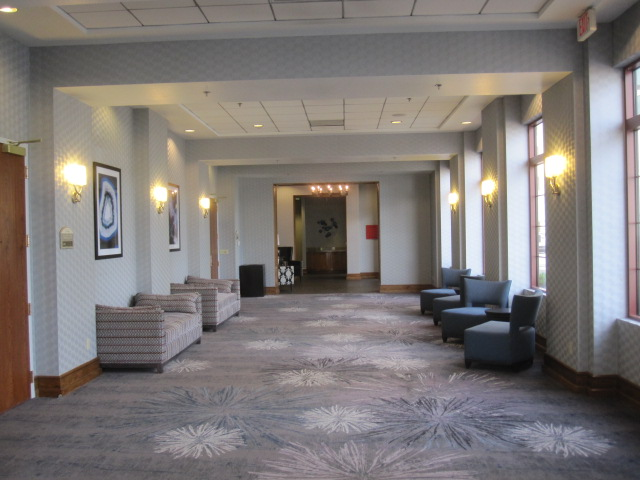 Photo of Hampton Inn Foyer