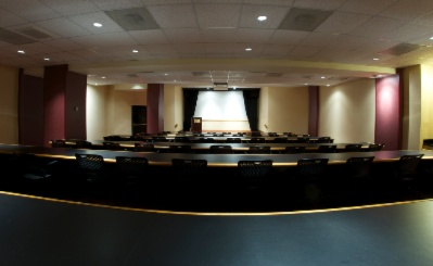 Photo of Amphitheater style Conference Center