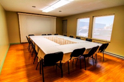 Photo of Kelsey Boardroom