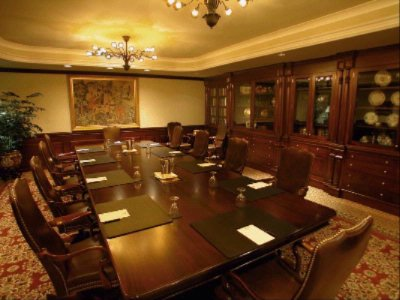 Photo of Scarlet Boardroom
