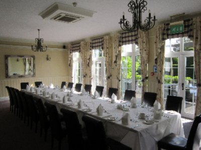 Photo of Savernake Room
