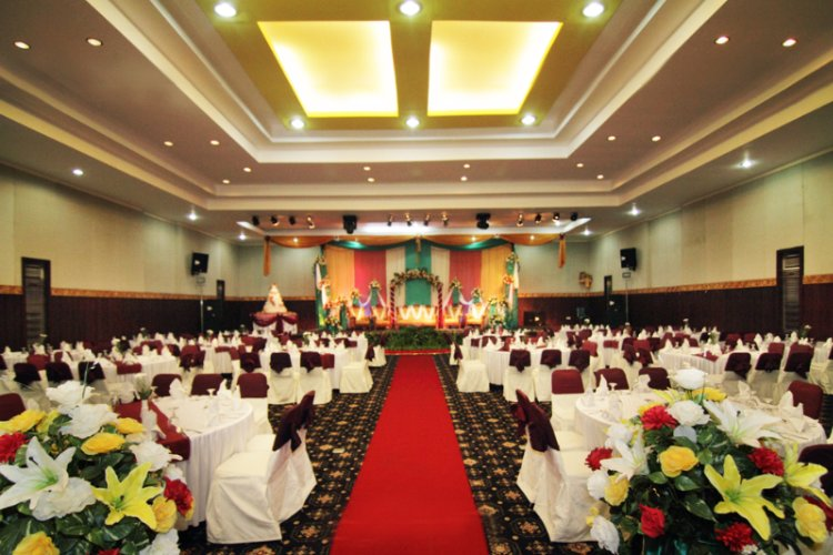 Nirmala Ball Room Meeting Space Thumbnail 3
