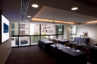 Photo of Newton Boardroom