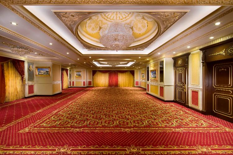 Al Ain Ballroom Meeting Space Thumbnail 1