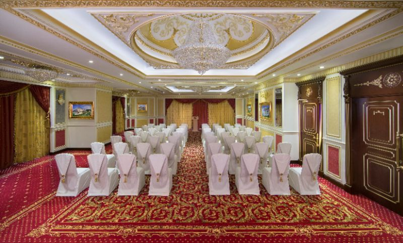 Al Ain Ballroom Meeting Space Thumbnail 3
