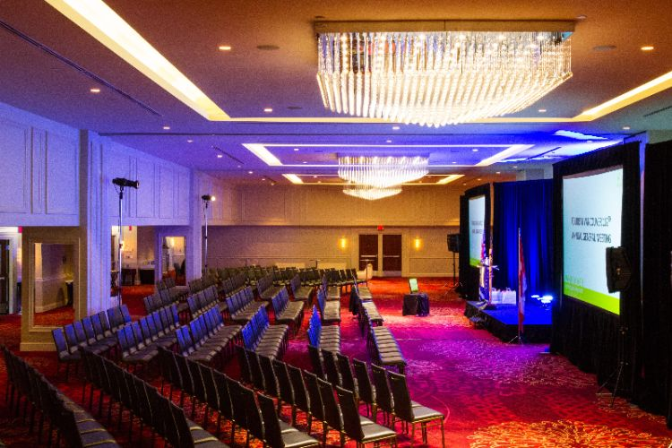 Photo of Harbourfront Ballroom
