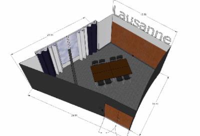 Lausanne Meeting Space Thumbnail 1