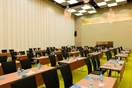 Al Bustan Ballroom Meeting Space Thumbnail 1