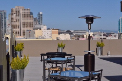 Rooftop Terrace Meeting Space Thumbnail 2
