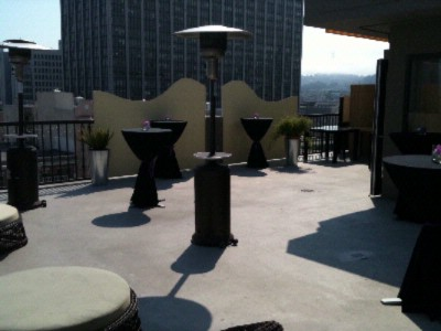 Rooftop Terrace Meeting Space Thumbnail 3