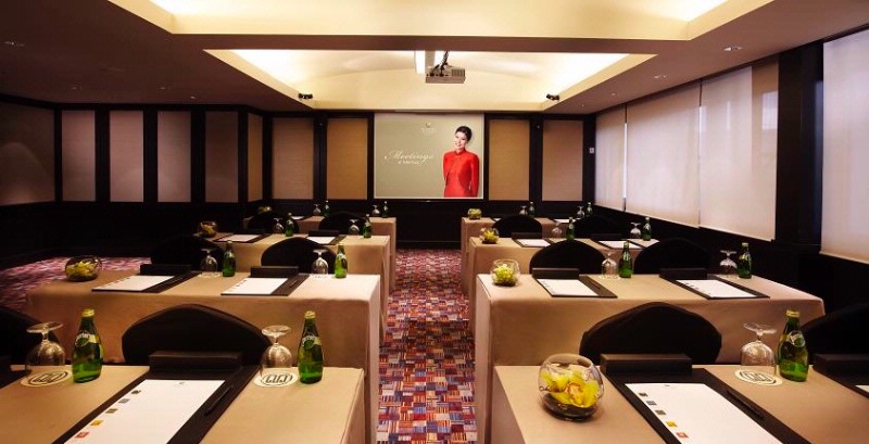 Mandarin Meeting Room 831 Meeting Space Thumbnail 2