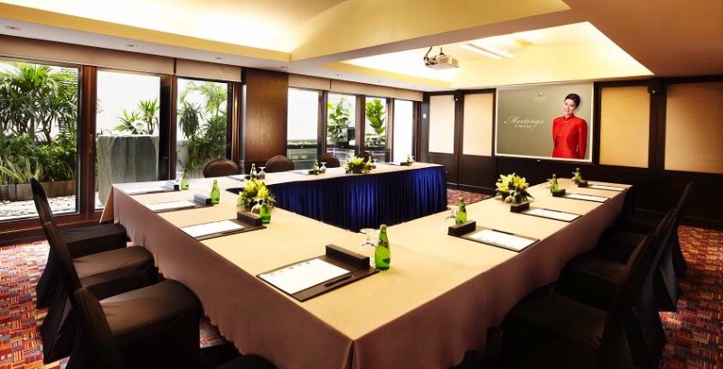 Mandarin Meeting Room 831 Meeting Space Thumbnail 3