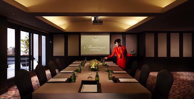 Mandarin Meeting Room 833 Meeting Space Thumbnail 1