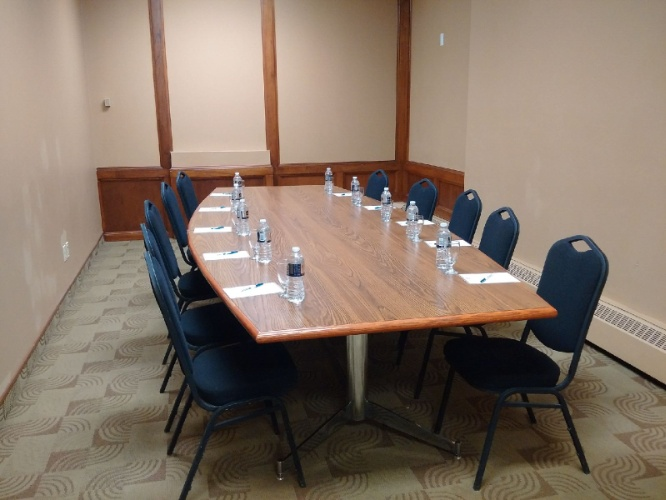 Photo of Airdrie Conference Room