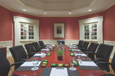 Photo of Bernard Boardroom