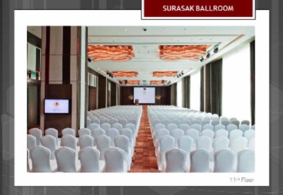 Surasak Ballroom Meeting Space Thumbnail 1
