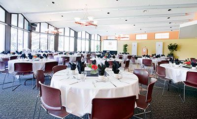 Photo of Alberta Room (Dining Centre)